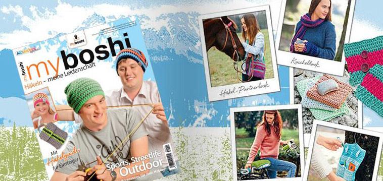 myBoshi Magazin 1/2014