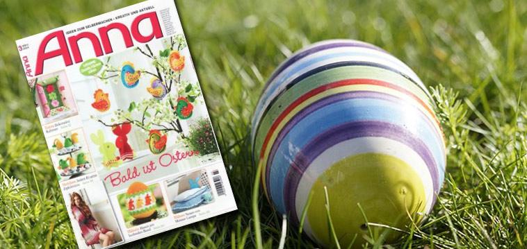 Anna - Bald ist Ostern!