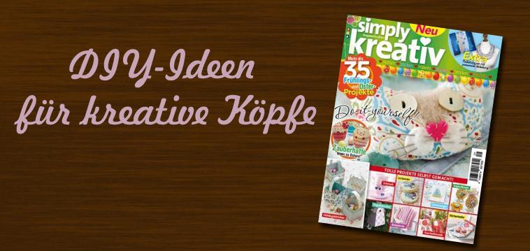 Simply Kreativ 01/2014