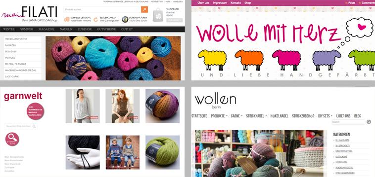 Wollshops