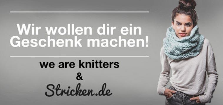 We Are Knitters-Verlosung